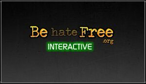 Be hate Free: Interactive cover