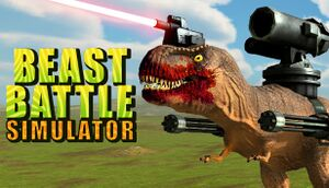 Beast Battle Simulator cover