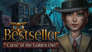 Bestseller: Curse of the Golden Owl cover