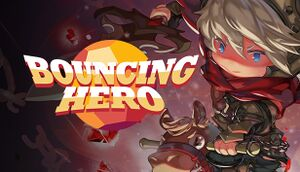 Bouncing Hero cover