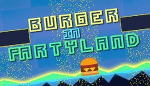 Burger in Partyland cover