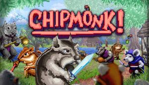 Chipmonk! cover