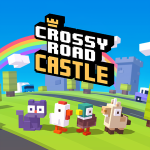 Crossy Road Castle cover