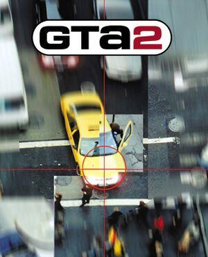 Grand Theft Auto 2 cover