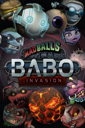 Madballs in Babo: Invasion cover