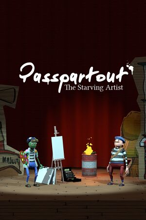 Passpartout: The Starving Artist cover