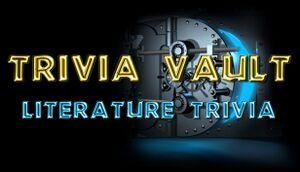 Trivia Vault: Literature Trivia cover