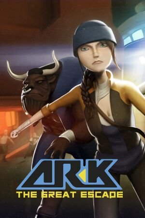 AR-K: The Great Escape cover