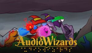 AudioWizards cover