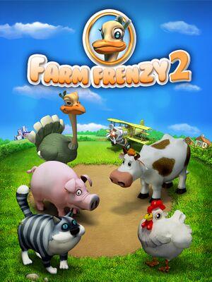 Farm Frenzy 2 cover