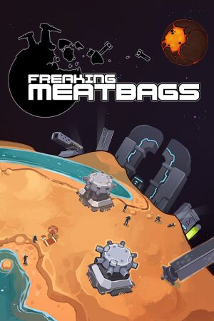 Freaking Meatbags cover