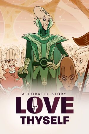 Love Thyself - A Horatio Story cover