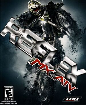 MX vs. ATV Reflex cover