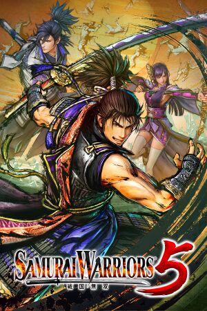 Samurai Warriors 5 cover