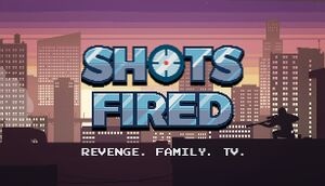 Shots Fired cover