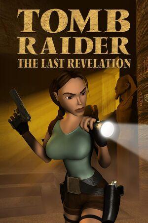 Tomb Raider: The Last Revelation cover