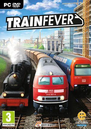 Train Fever cover