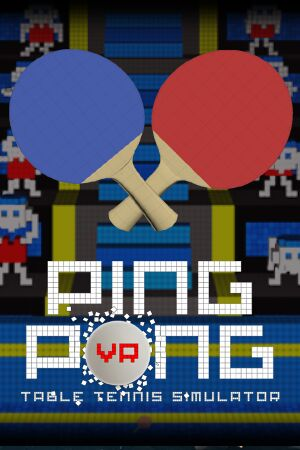 VR Ping Pong cover