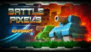 Battle Pixels cover