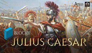 Blocks!: Julius Caesar cover