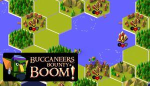 Buccaneers, Bounty & Boom! cover