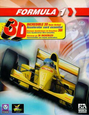 Formula 1 cover