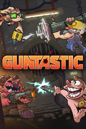Guntastic cover