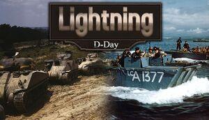 Lightning: D-Day cover