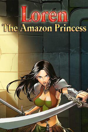 Loren The Amazon Princess cover