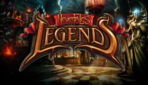 Nevertales: Legends Collector's Edition cover