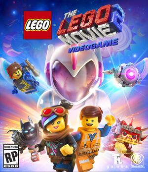 The Lego Movie 2 Videogame cover
