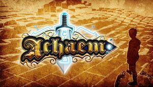 Achaem cover