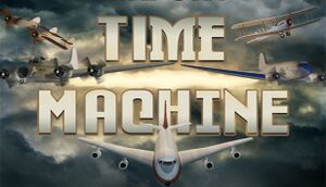Airport Madness: Time Machine cover