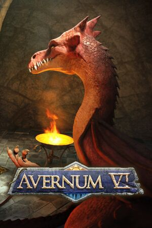 Avernum VI cover