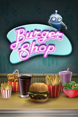 Burger Shop cover