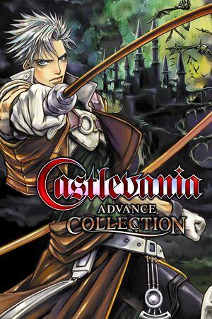 Castlevania Advance Collection cover