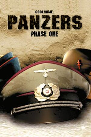 Codename: Panzers - Phase One cover