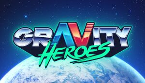 Gravity Heroes cover