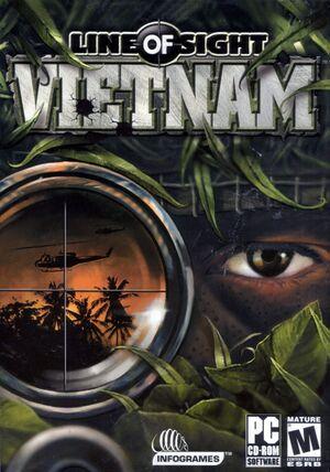Line of Sight: Vietnam cover