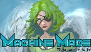 Machine Made: Rebirth cover
