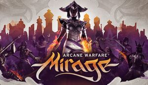 Mirage: Arcane Warfare cover