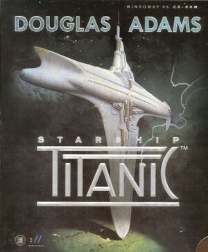 Starship Titanic cover