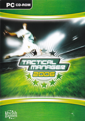 Tactical Manager 2006 cover