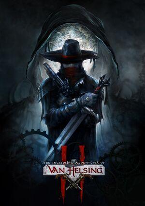 The Incredible Adventures of Van Helsing II cover