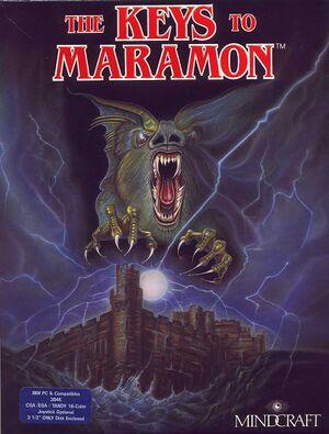 The Keys to Maramon cover
