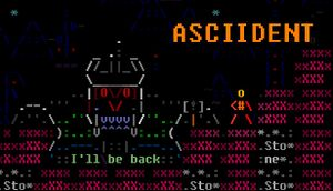 ASCIIDENT cover