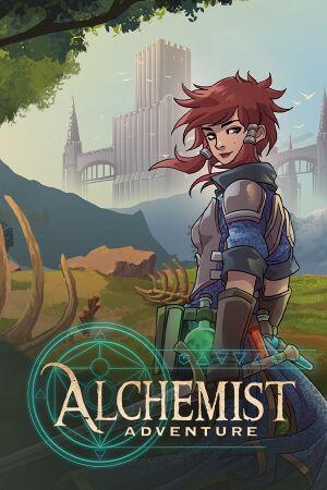 Alchemist Adventure cover
