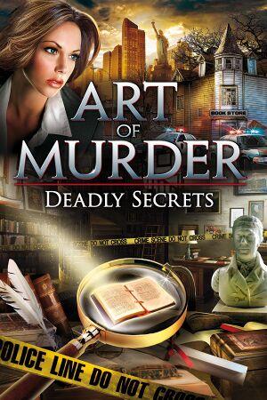 Art of Murder - Deadly Secrets cover