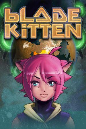 Blade Kitten cover