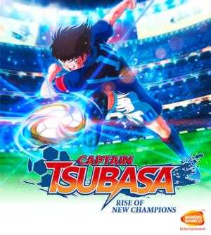 Captain Tsubasa: Rise of New Champions cover